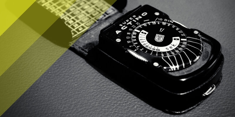 Esposimetro fotografico