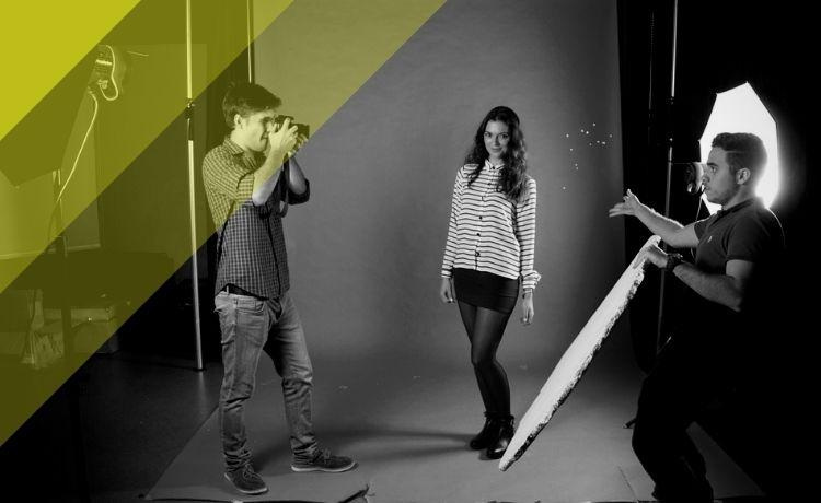 Come posizionare luci set fotografico